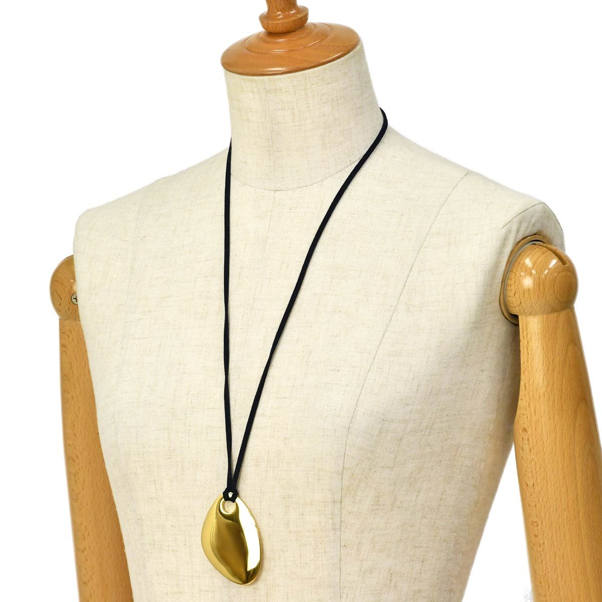 SOKO【ソコ】ネックレス SABI ORGANIC DROP PENDANT NECKLACE JN173043 ゴールド